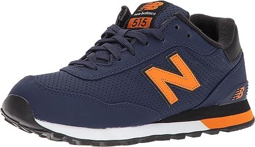 new balance azul e laranja