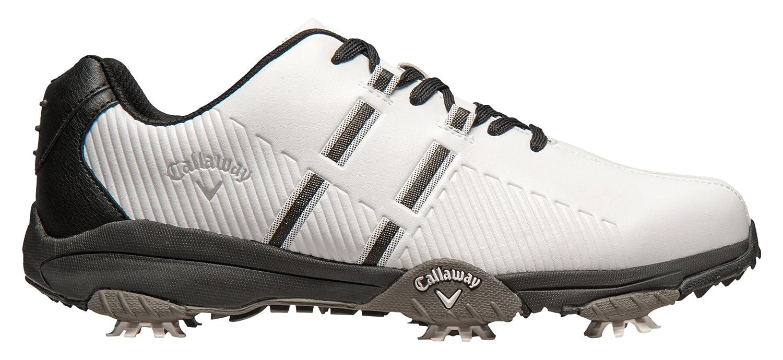 Amazon.com: Callaway Chev Mulligan Microfiber Upper Mens Golf Shoes-Waterproof:  Sports & Outdoors