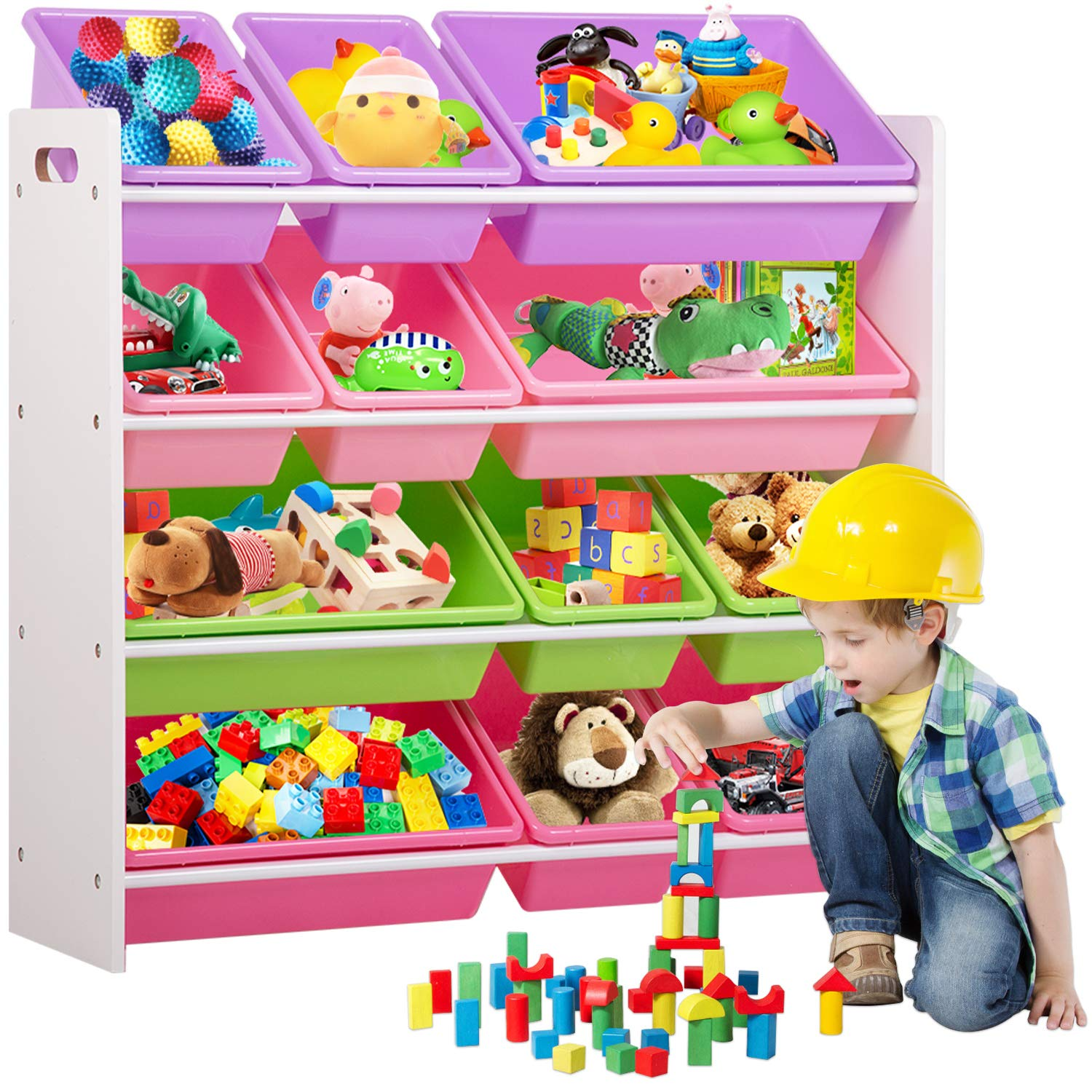 Top 9 Best Toy Storage Organizer (2020 Reviews & Guide) 1