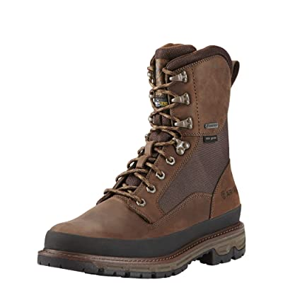 "Ariat Men's Conquest Round Toe 8"" GTX 400g Hunting Boot 