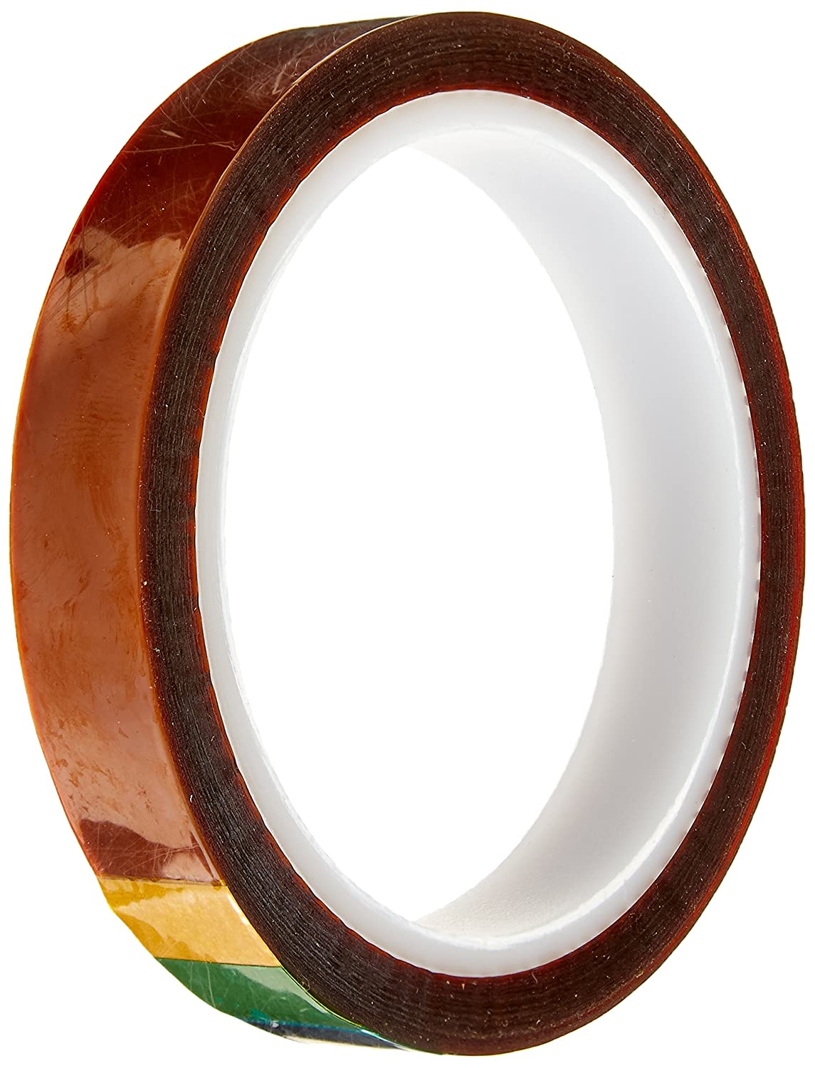 Kapton 18-1S Polyimide Tape with Silicone Adhesive 0.625 x 36 Yards