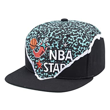 check out 9914a e1d86 Mitchell   Ness NBA All-Star Tear It Up Snapback (Black 1996,