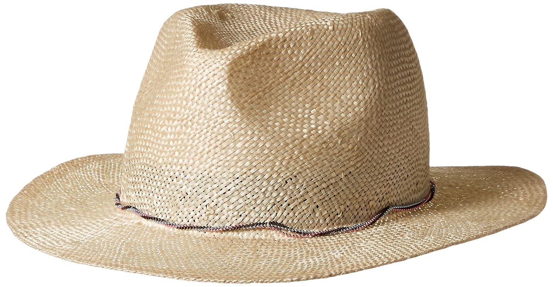 Genie by Eugenia Kim Women's Billie Fedora Ivory One Size 41063-13218