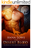 Desert Blood (The Wolves of Twin Moon Ranch Book 2)
