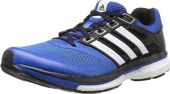 Adidas Supernova Glide Boost 6 - Zapatillas de running, color Blue Beauty/White/Core Black, talla 41 1/3 EU (7.5) : Amazon.es: Zapatos y complementos