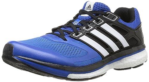 9ade741b4c8 Adidas Supernova Glide Boost 6 - Zapatillas de running, color Blue  Beauty/White/