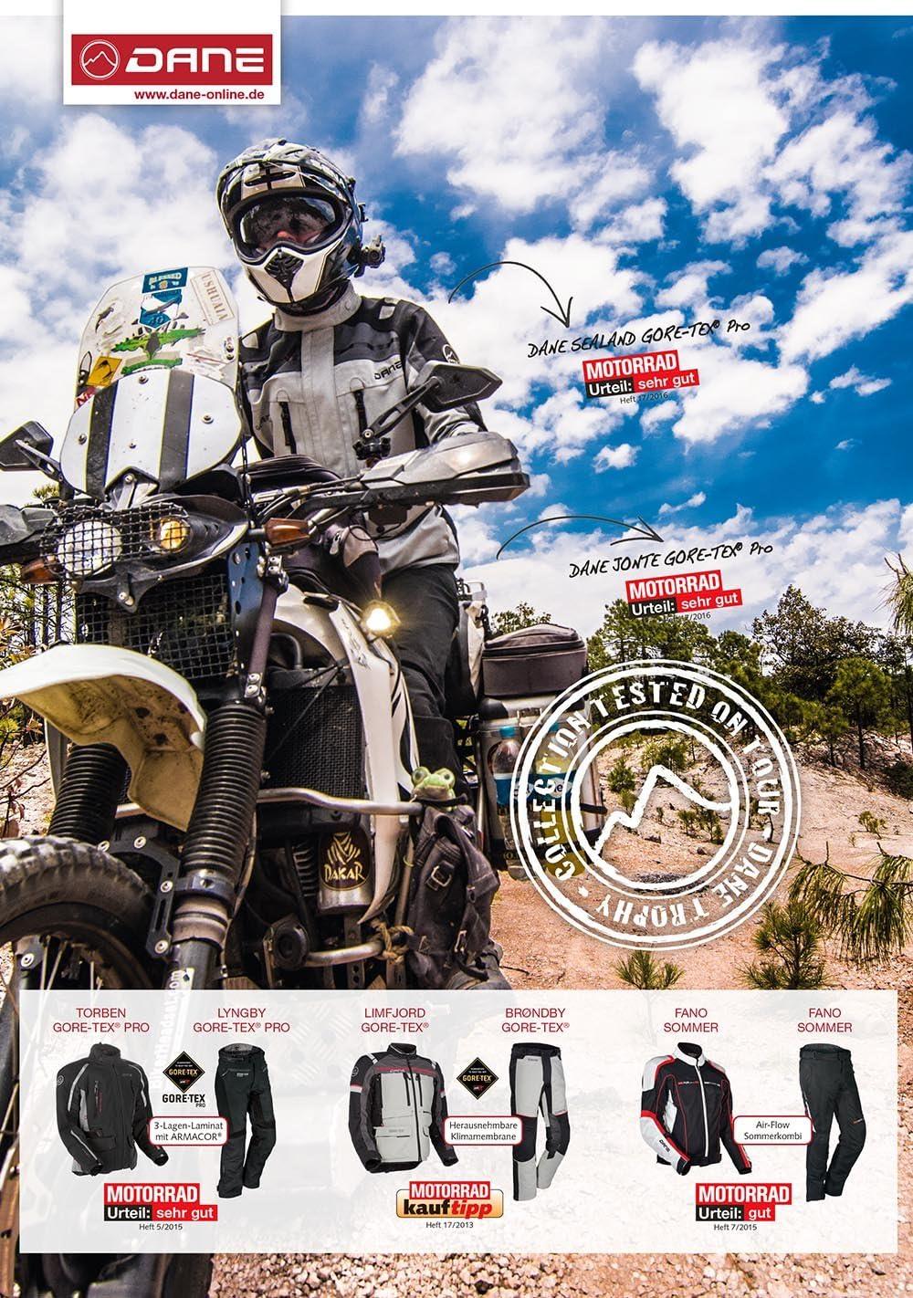 Dane JONTE GORE-TEX/® Pro Motorradhose Gr/ö/ße 50