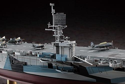 ハセガワ 1/350 アメリカ海軍 護衛空母CVE-73 ガンビアベイ プラモデル Z27