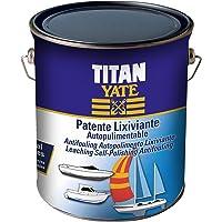 TITAN - Patente autopulimentable lixiviante mate azul intenso