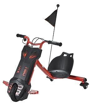 S de Drifter Drift Trike Triciclo Electric Engine 120 W - CE - Pro versión con batería de litio 10 Ah: Amazon.es: Deportes y aire libre