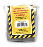 PLYLOX Hurricane Window Clips 20 Pack