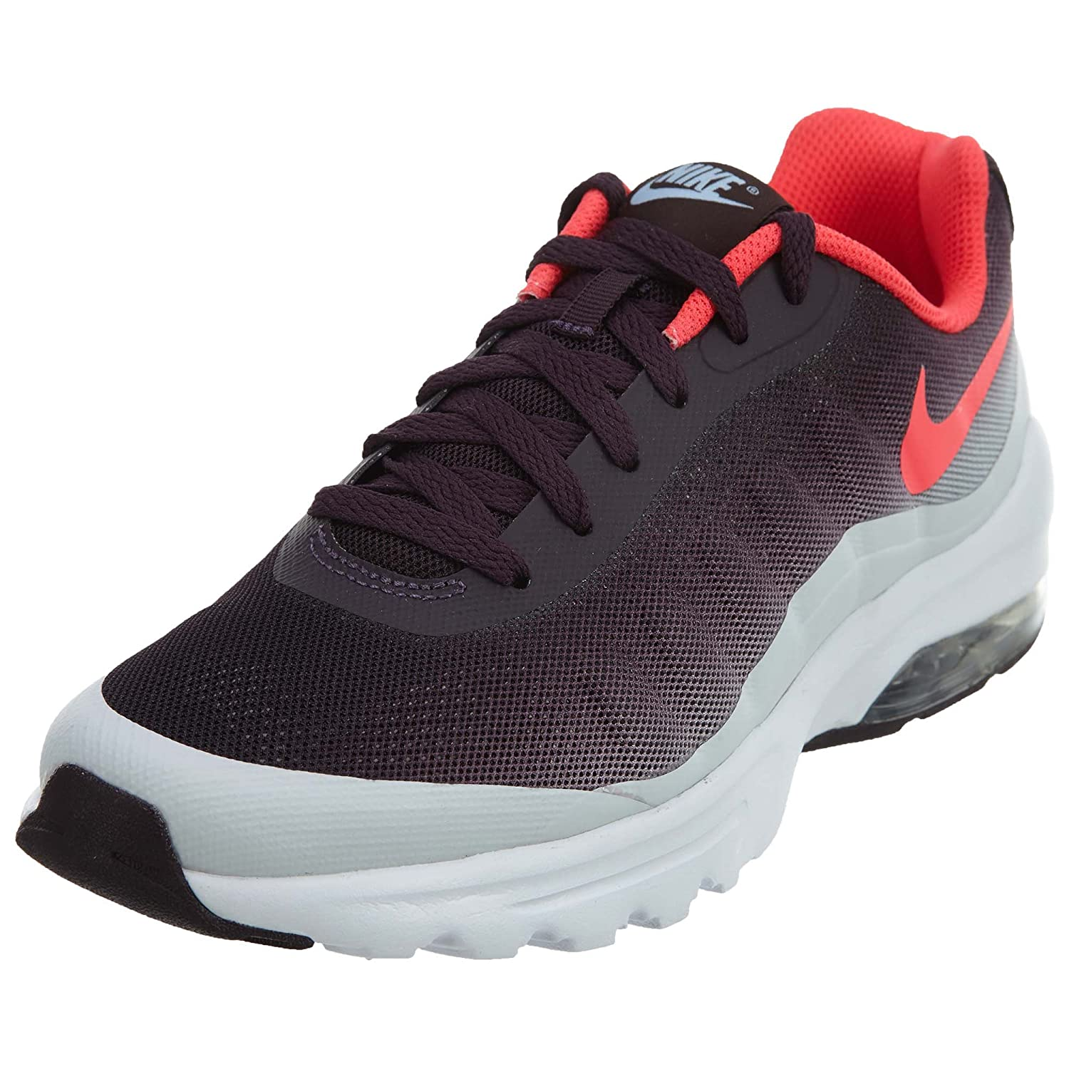 NEW NIKE Air Max Invigor Print Men's Running Shoes SOLAR RED