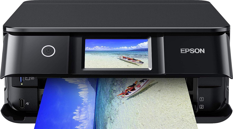 Epson Expression Photo XP-8600 - Impresora Fotográfica A4 3 en 1, con Wi-Fi