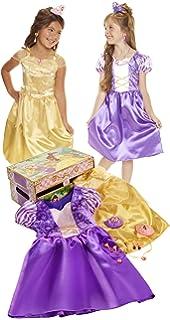 Disney Princess Belle Rapunzel Dress Up Trunk