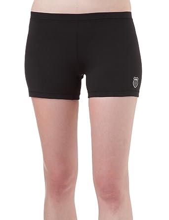K-Swiss - Pantalones Cortos de pádel para Mujer, tamaño S, Color ...