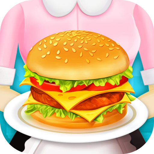 Burger Cafe - Cooking King -