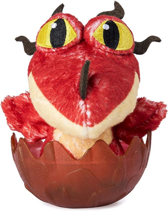 "Nouveau How To Train Your Dragon Egg 3/"" Peluche Meatlug ou Tempête ou Toothless"