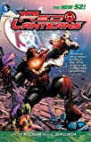 Red Lanterns Volume 2: The Death of the Red Lanterns TP (The New 52)