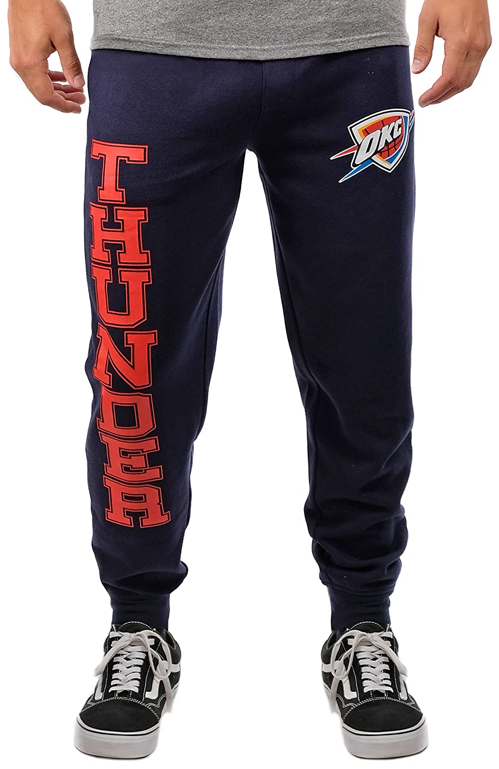 Team Color Ultra Game Mens Jogger Pants Active Basic Soft Terry Sweatpants S
