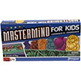 """Pressman Mastermind for Kids - Codebreaking Game With Three Levels of Play Multicolor, 5"""""""