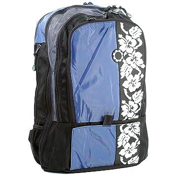 986c27f30c7 Amazon.com   DadGear Backpack - Blue Hawaiian-Blue Hawaiian   Diaper Tote  Bags   Baby