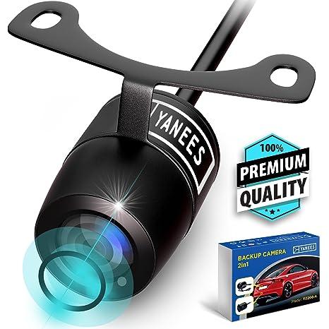 Copia de seguridad cámara para coche de próxima generación Universal coche de visión trasera/visión