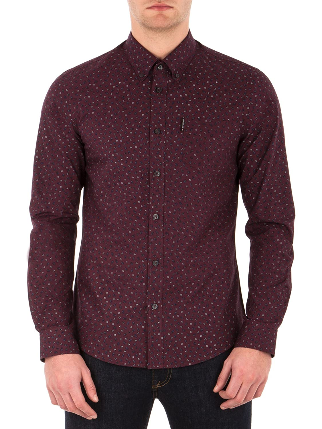 Soho Print Party Shirt - MA13342 Slim Fit (Soho Fit)