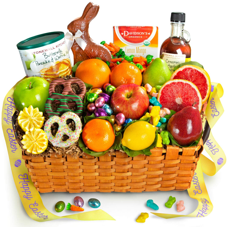 Family Brunch Easter Basket