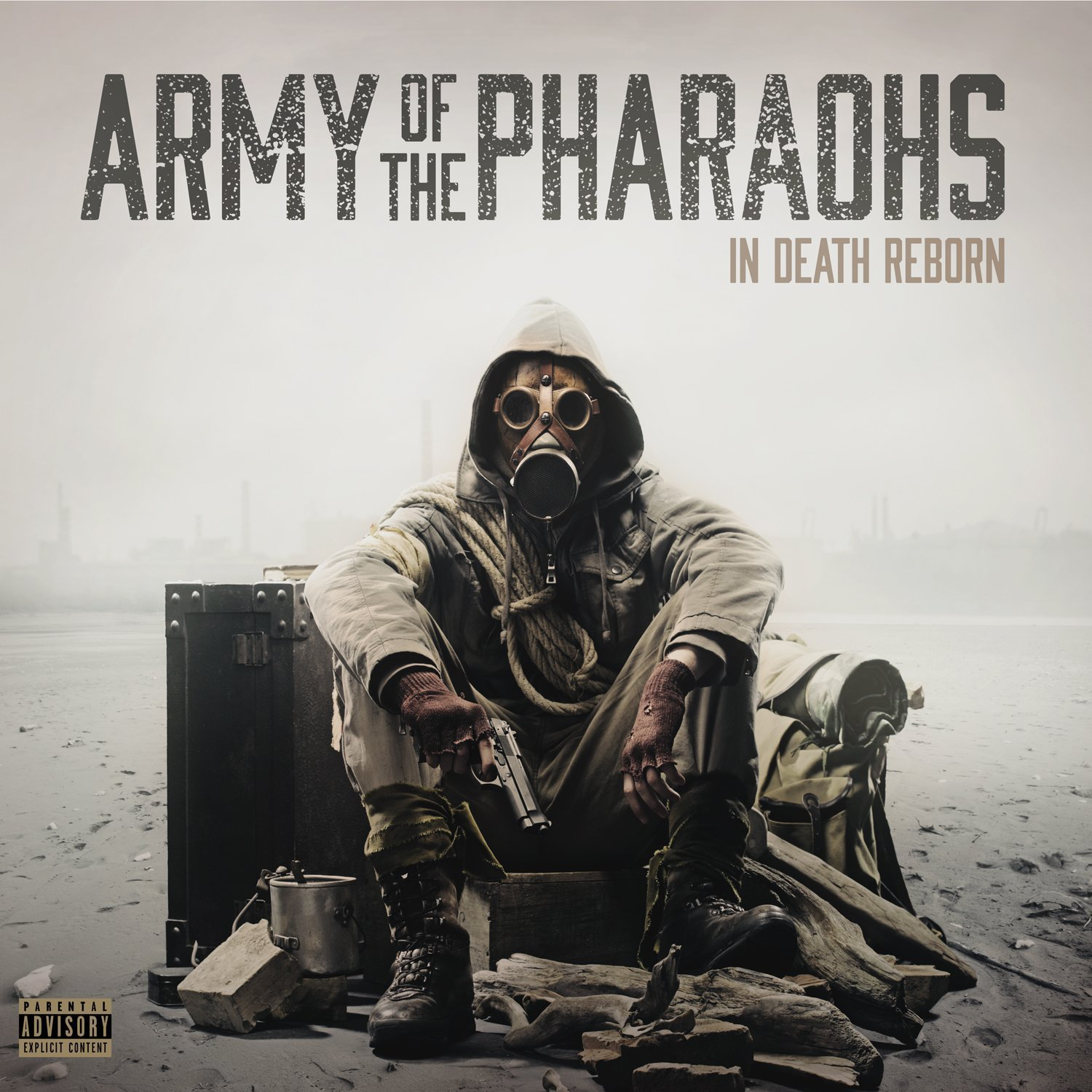 CD : Army of the Pharaohs - In Death Reborn (Digipack Packaging)
