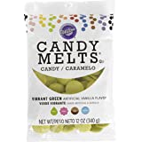 Wilton Vibrant Green Candy Melts, 12-Ounce