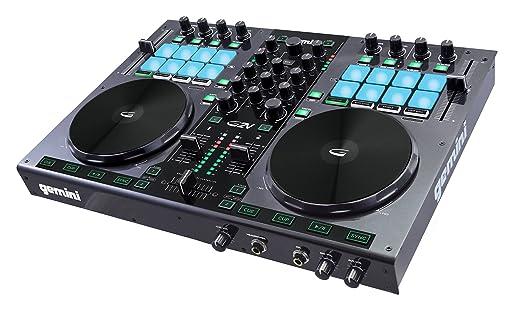 6 opinioni per Gemini G2V- DJ controllers (USB Type-B, USB, USB)