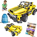 Morwant 426-Piece RC Car Building Blocks Construction Set