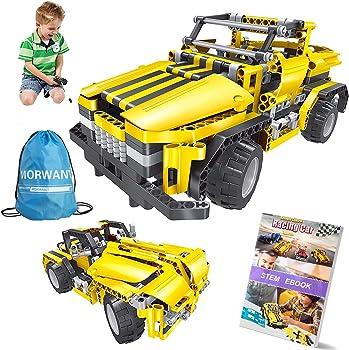 426-Piece Morwant RC Car Building Blocks Construction Set