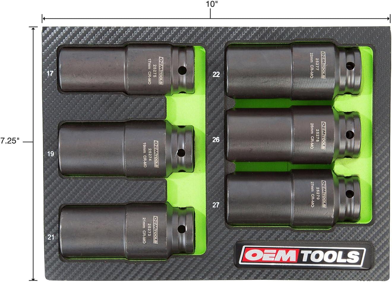 19Mm OEMTOOLS 25274 Crank Bolt Socket