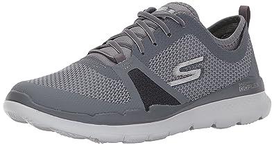Skechers Performance Men's Go Flex Train Conquer Walking Shoe,Charcoal,7 ...