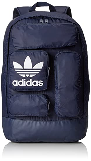 5918443e6619 Adidas unisex patch backpack, collegiate navy, 52 X 32 X 17 cm ...
