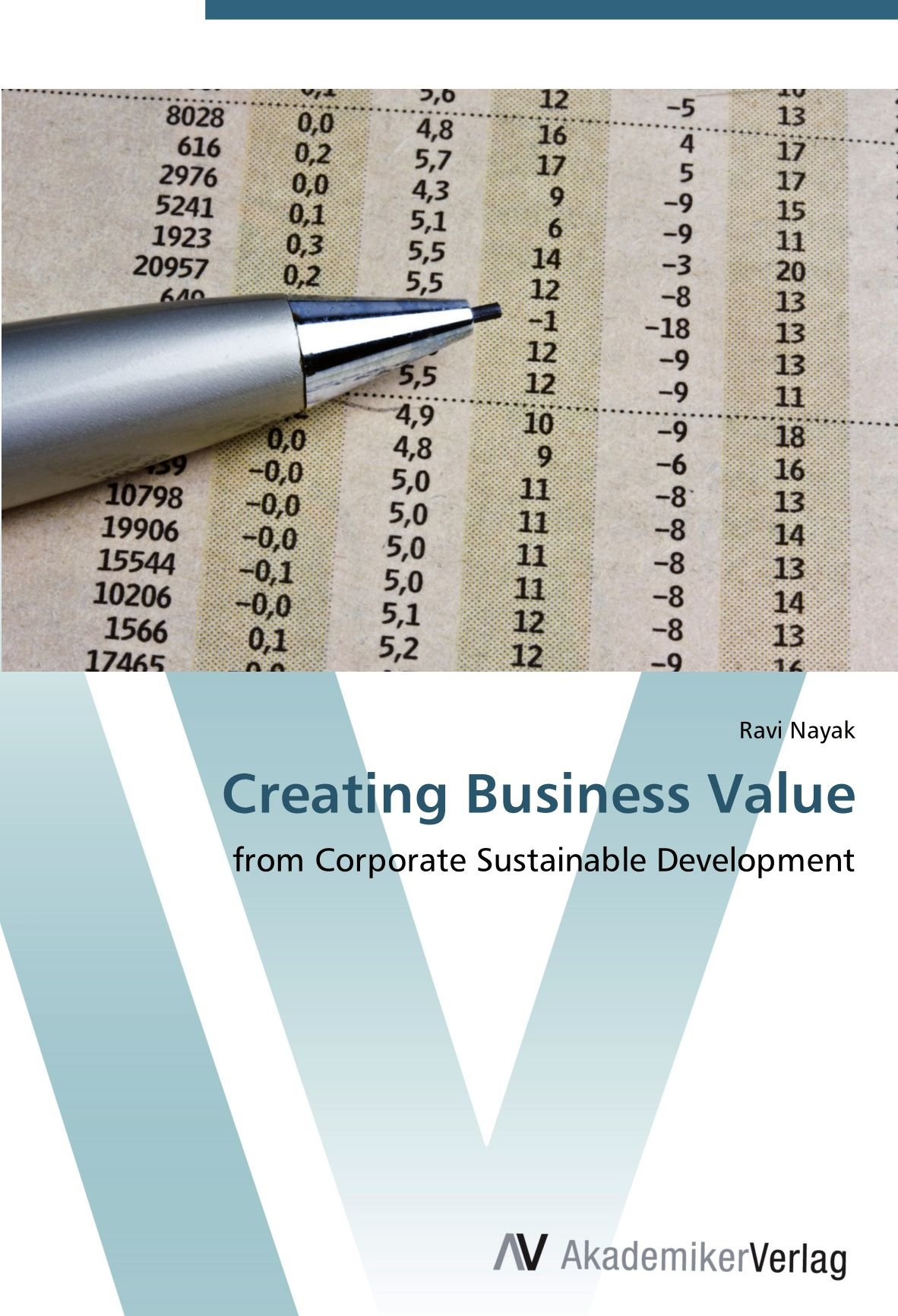 Download Creating Business Value: from Corporate Sustainable Development pdf
