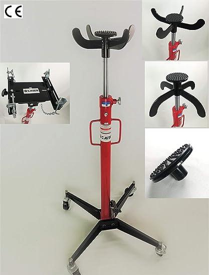 CAISER Kit Gato de Foso 500 kg. y Adaptador para Caja de Cambios: Amazon.es: Coche y moto