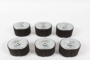 Honda 17210-Z4M-821 Air Filter, Pack of 6