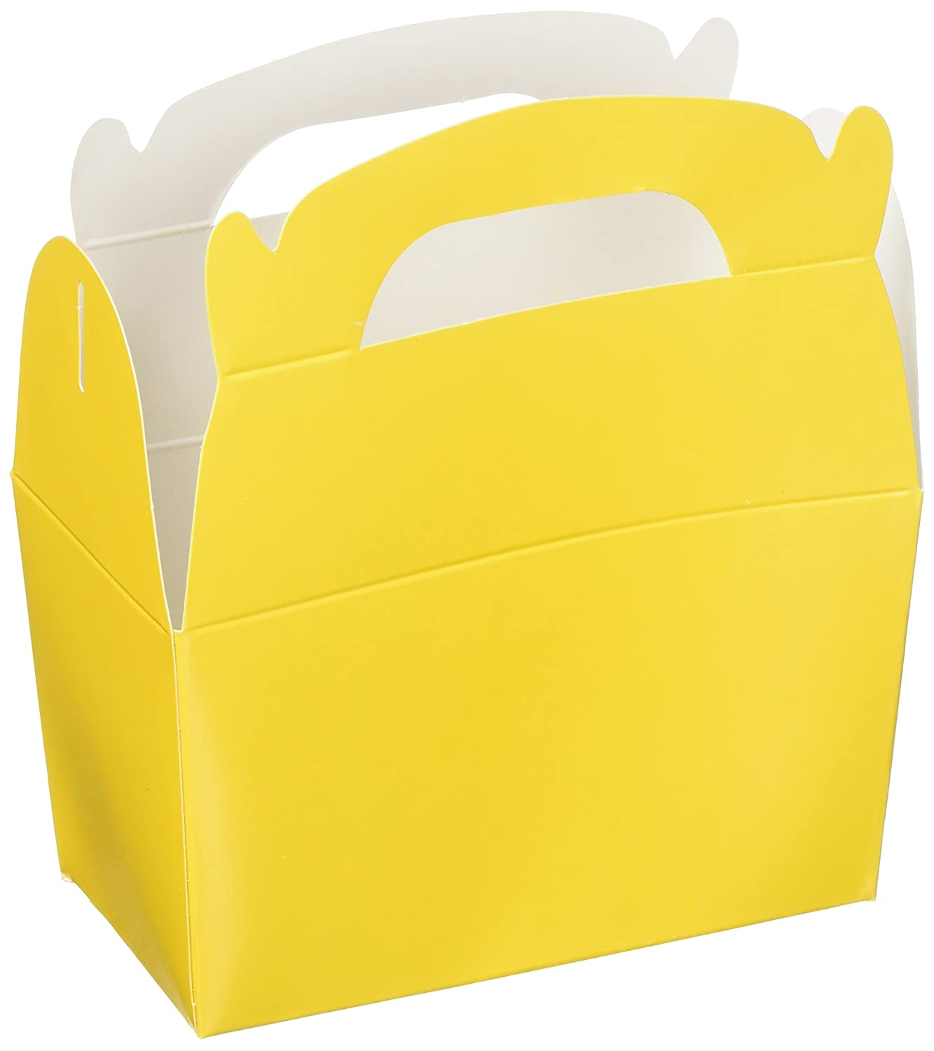 Rainbow amscan Gable Favour Box Party Accessory 24 Ct.