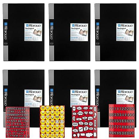 Itoya Präsentationsbuch Portfolio 33 X 48 Cm Amazon De Kamera