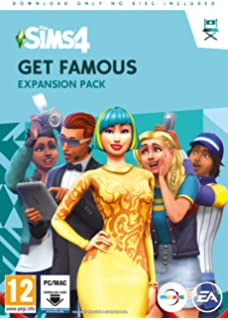 The Sims 4 - Standard Edition: Amazon co uk: PC & Video Games