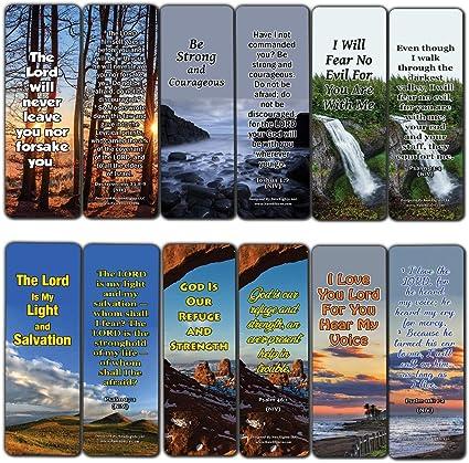 Versos de la Biblia para comodidad (30 unidades) – práctico ...