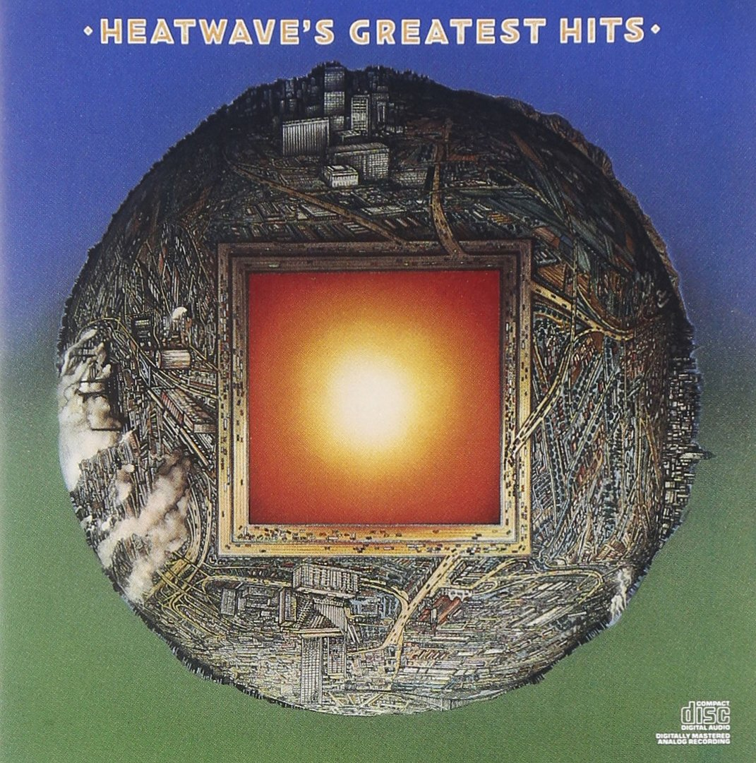 CD : Heatwave - Greatest Hits (CD)