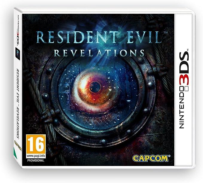 Nintendo Resident Evil - Juego (3DS): Amazon.es: Videojuegos