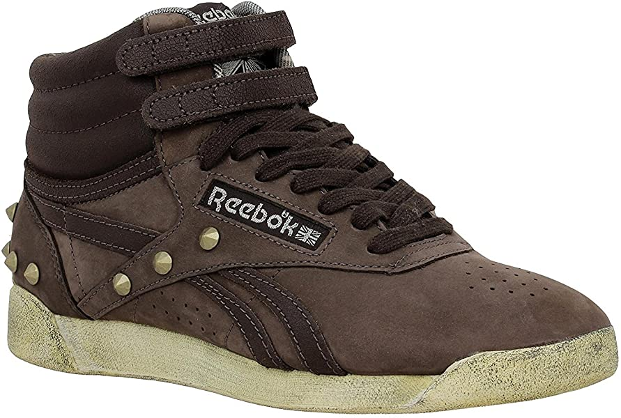 8ce24a3b6223 Reebok Freestyle Hi V54019 Womens Sneakers   Casual shoes   Trainers ...