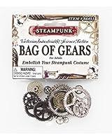 Forum Novelties Men's Steampunk Victorian Bag Of Gears Costume Accessory