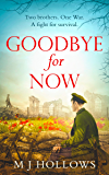 Goodbye for Now: A heart-breaking and unforgettable historical novel!