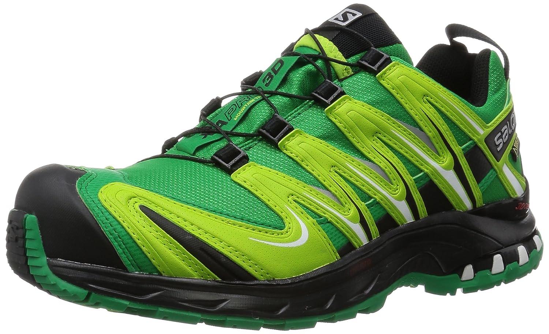 [サロモン] SALOMON トレッキングシューズ XA PRO 3D ゴアテックス 防水 登山靴 B018RUEH7Q 26.5 cm|Athletic Green X/BLACK/GRANNY GREEN Athletic Green X/BLACK/GRANNY GREEN 26.5 cm