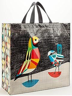 Amazon.com: Blue Q Peacock Shopper: Reusable Grocery Bags: Kitchen ...
